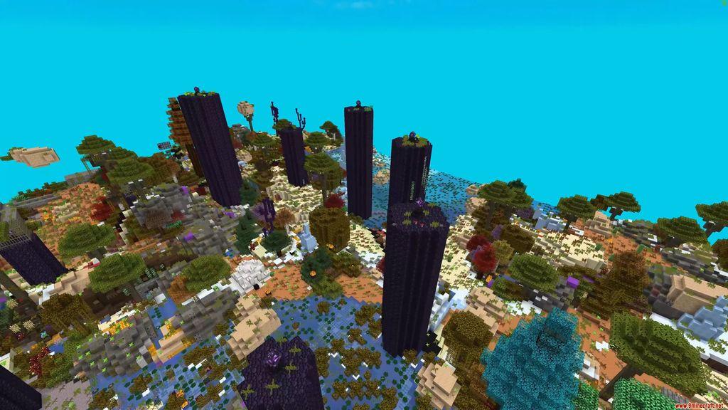 World Blender Mod Screenshots 1
