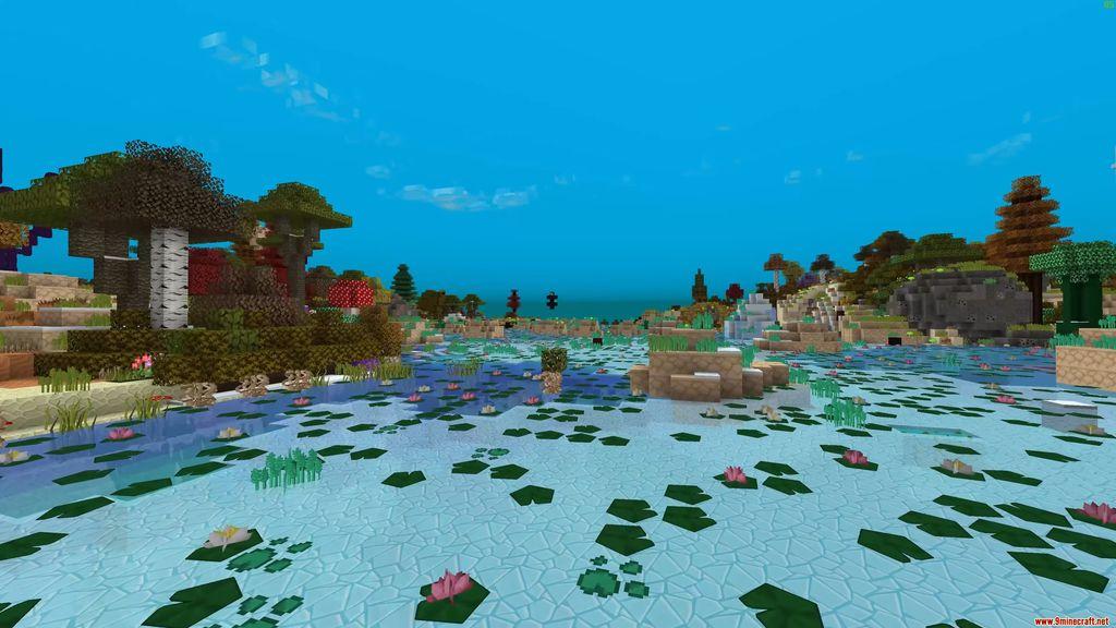 World Blender Mod Screenshots 3
