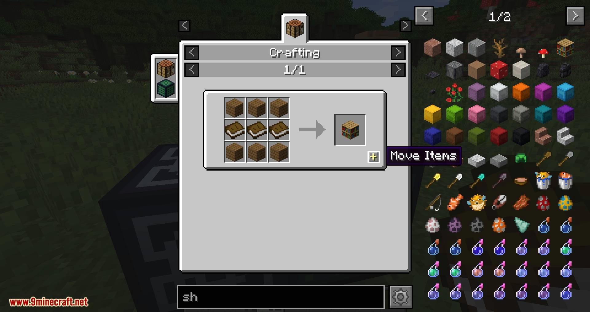 slotlink mod for minecraft 04