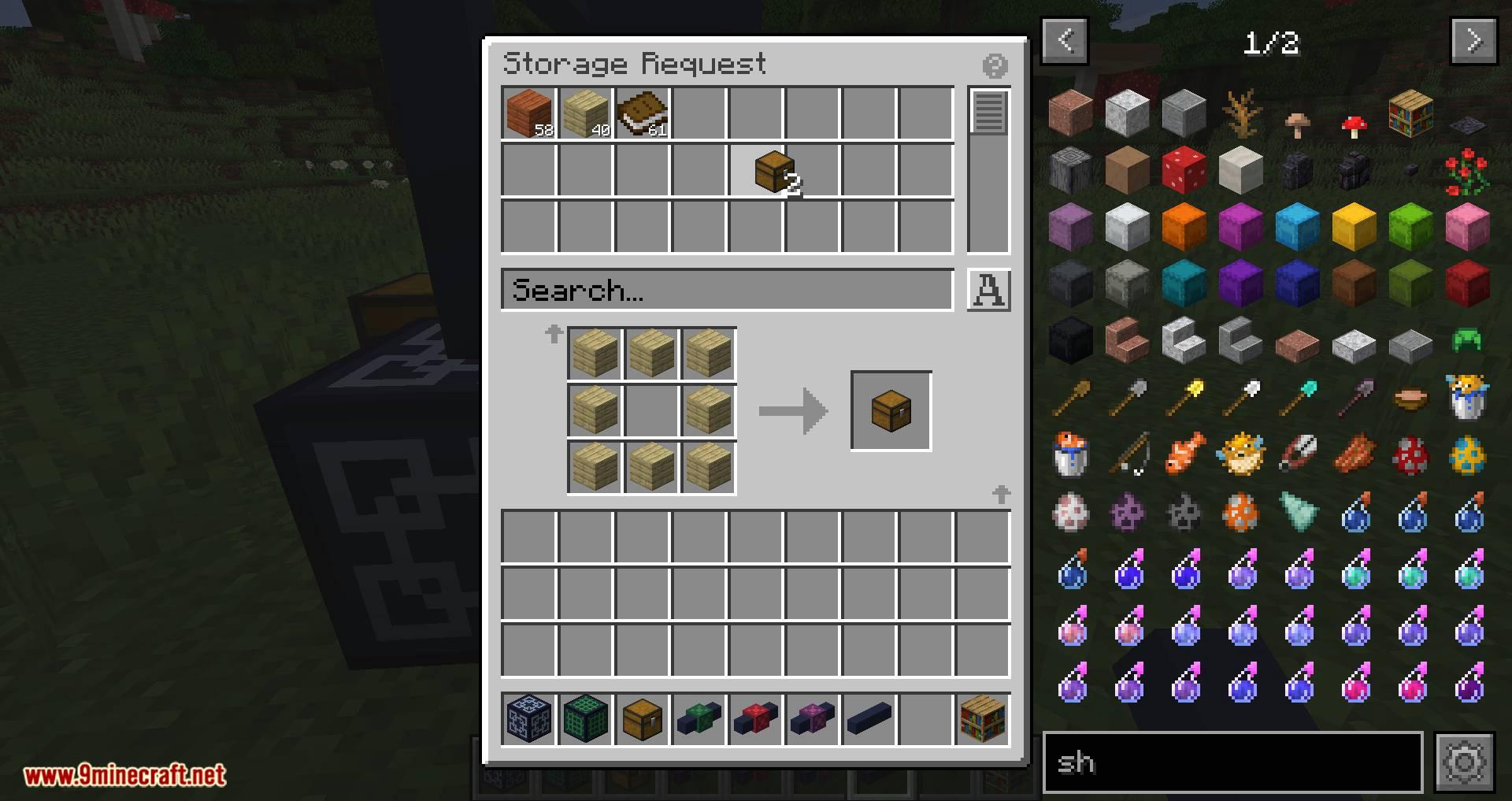 slotlink mod for minecraft 09