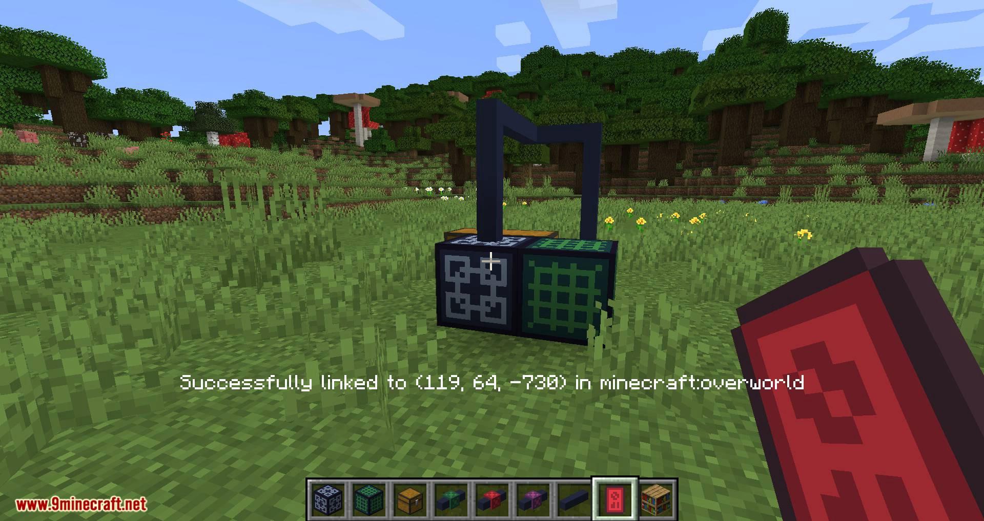 slotlink mod for minecraft 11
