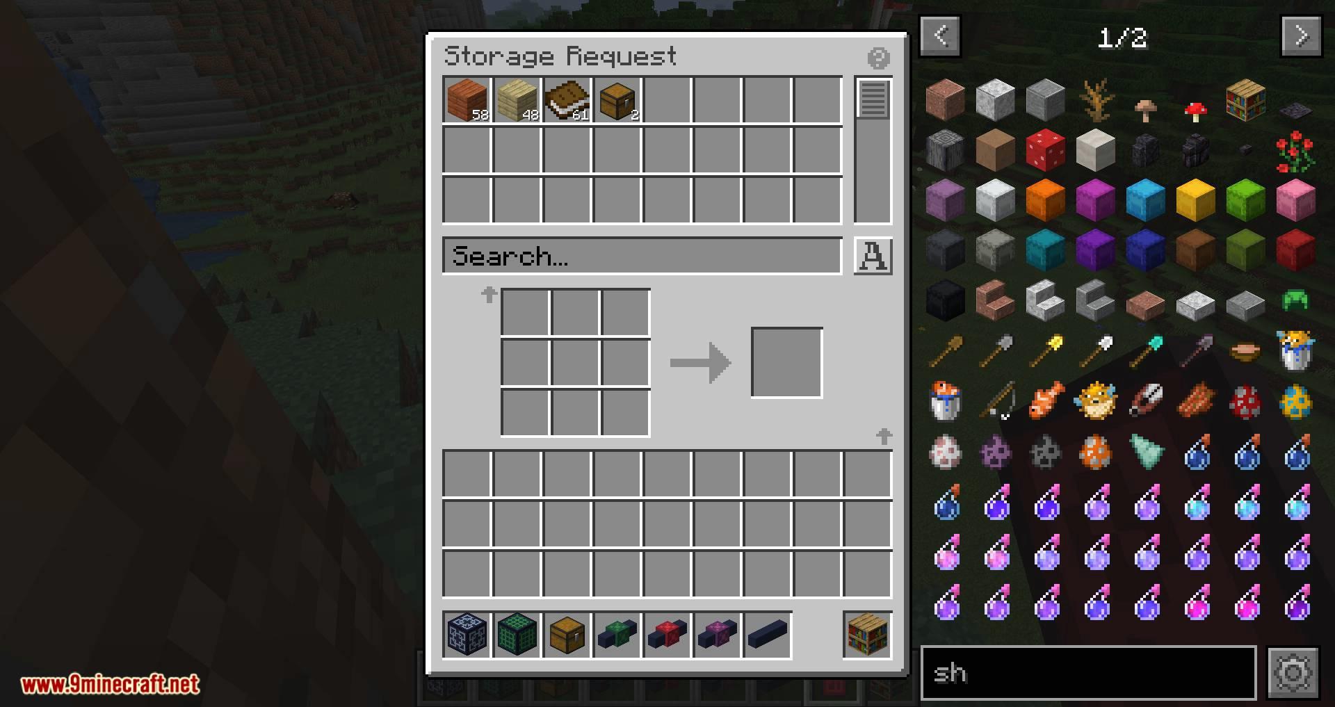 slotlink mod for minecraft 13