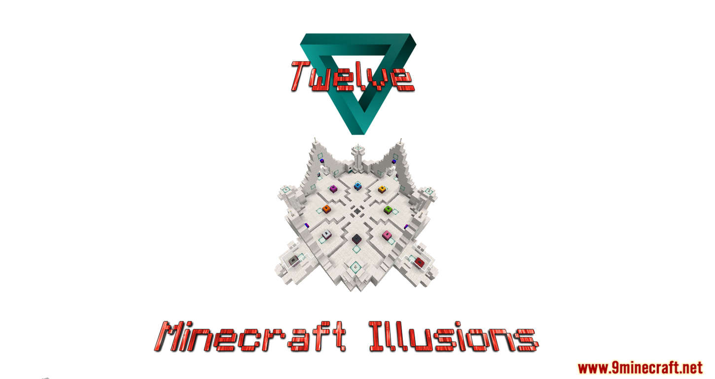 12 Optical Illusions Map Thumbnail