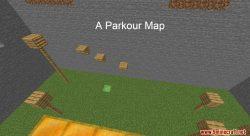 A Parkour Map Thumbnail
