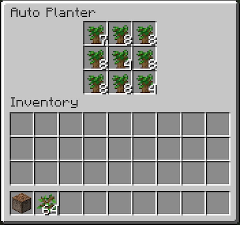 Auto Planter Mod Screenshots 2