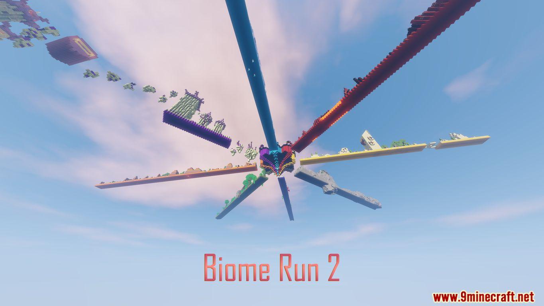 Biome Run 2 Remastered Map Thumbnail