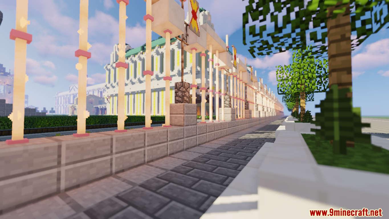 Blockdenburg Royal Palace Map Screenshots (2)