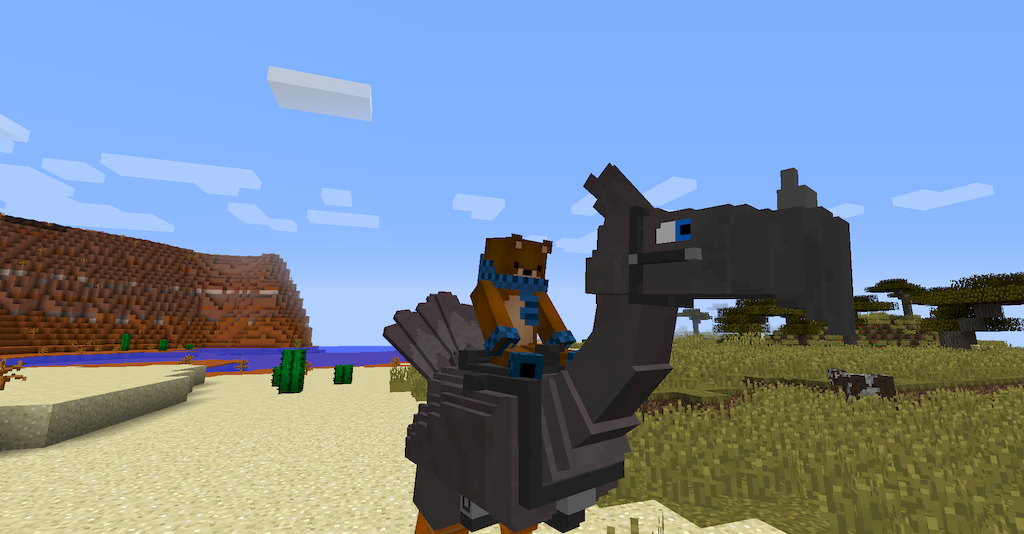 Chocobo Knights Mod Screenshots 1