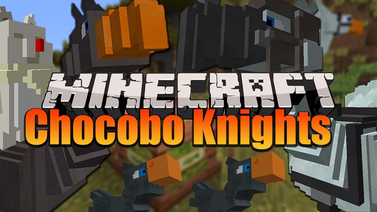 Chocobo Knights Mod