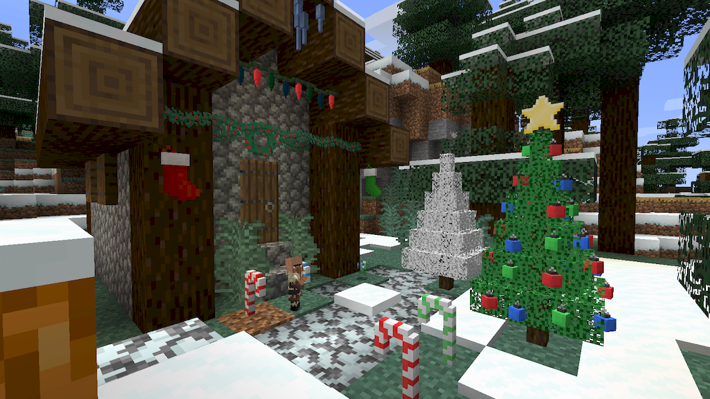 Christmas Spirit Mod Screenshots 1