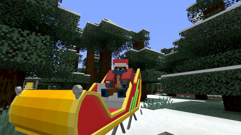 Christmas Spirit Mod Screenshots 2
