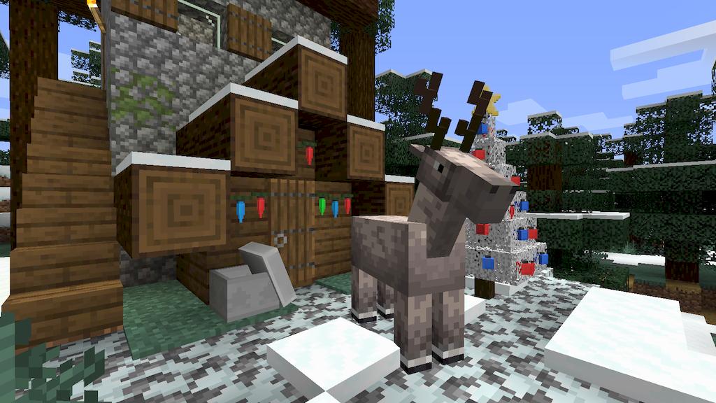 Christmas Spirit Mod Screenshots 3