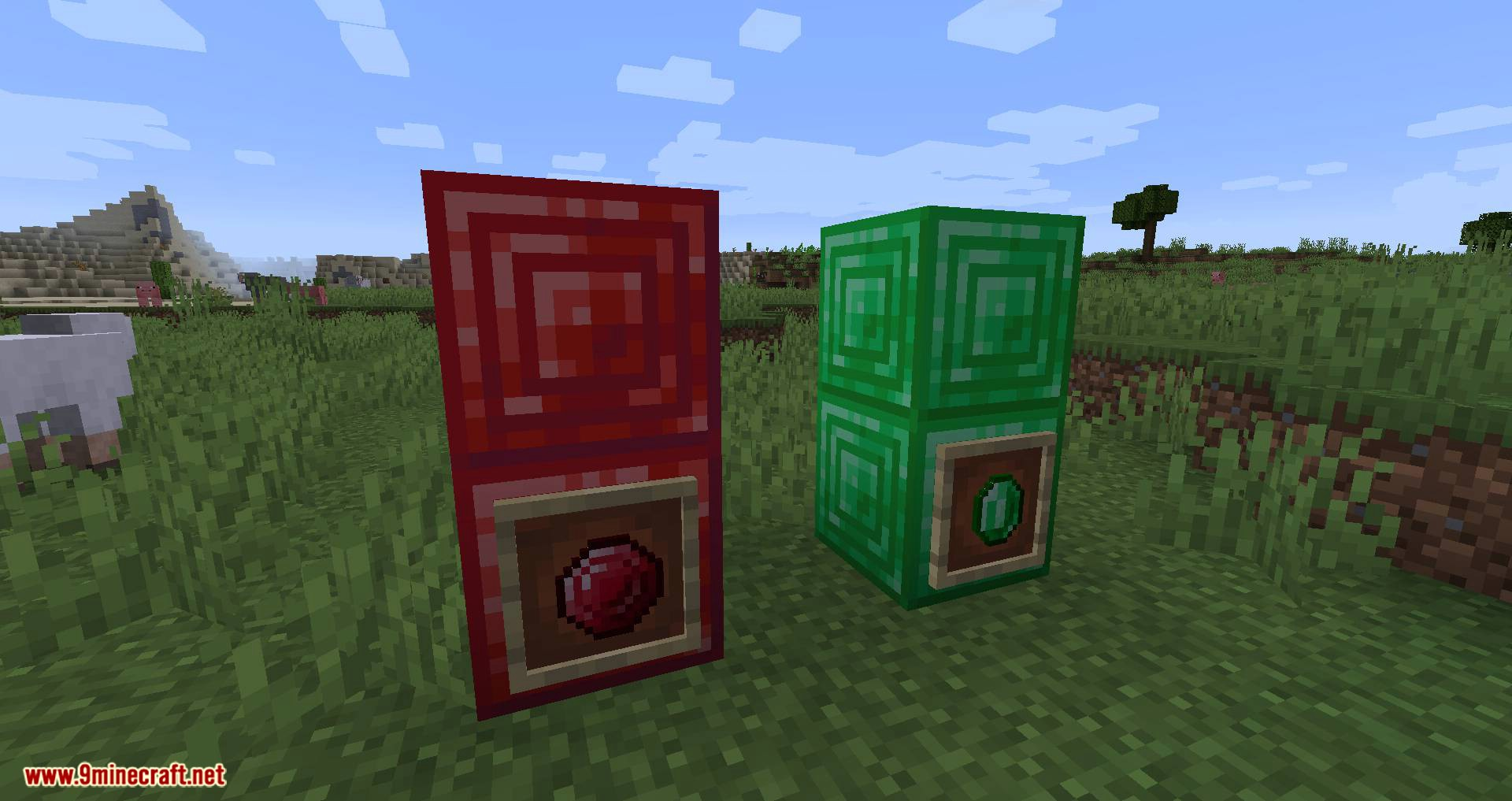 Easy Emerald Tools _ More mod for minecraft 01