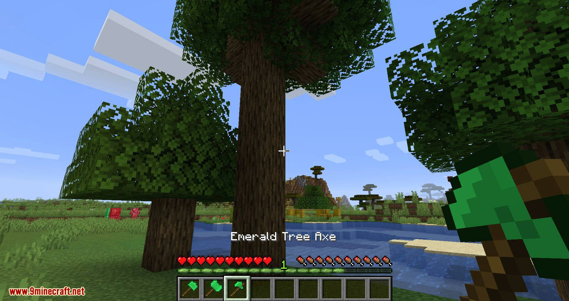Easy Emerald Tools _ More mod for minecraft 03
