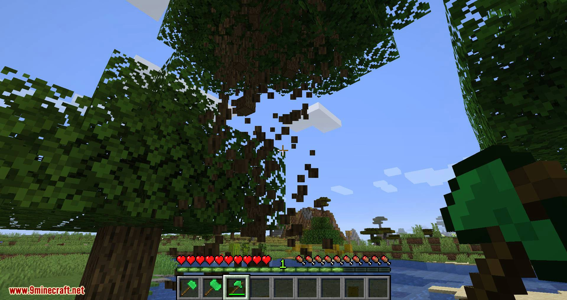 Easy Emerald Tools _ More mod for minecraft 04