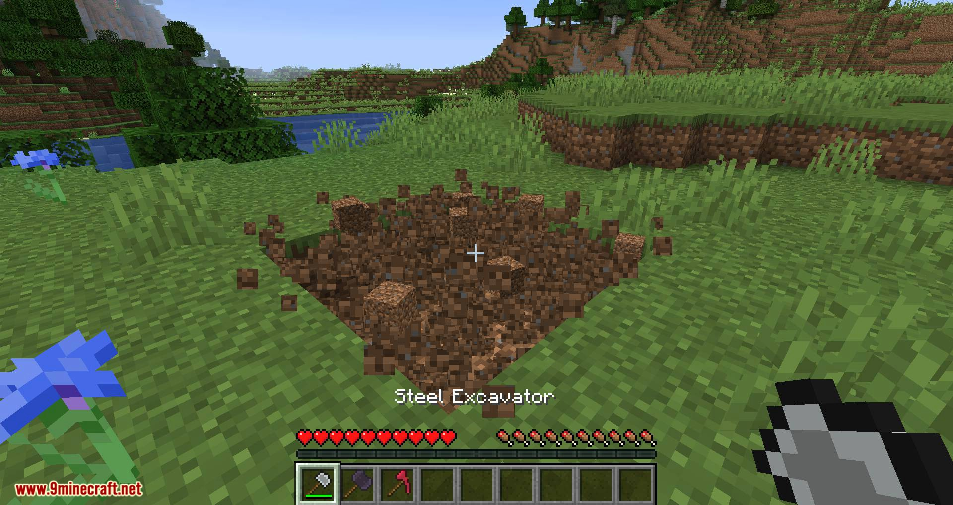 Easy Emerald Tools _ More mod Farbic for minecraft 06
