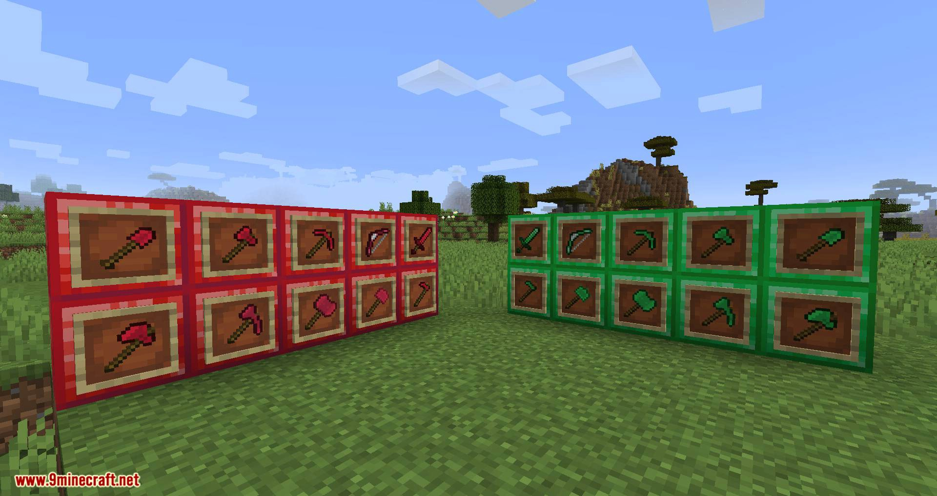 Easy Emerald Tools _ More mod for minecraft 07