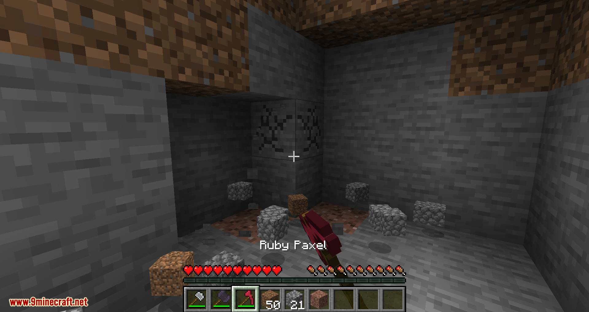 Easy Emerald Tools _ More mod Farbic for minecraft 09