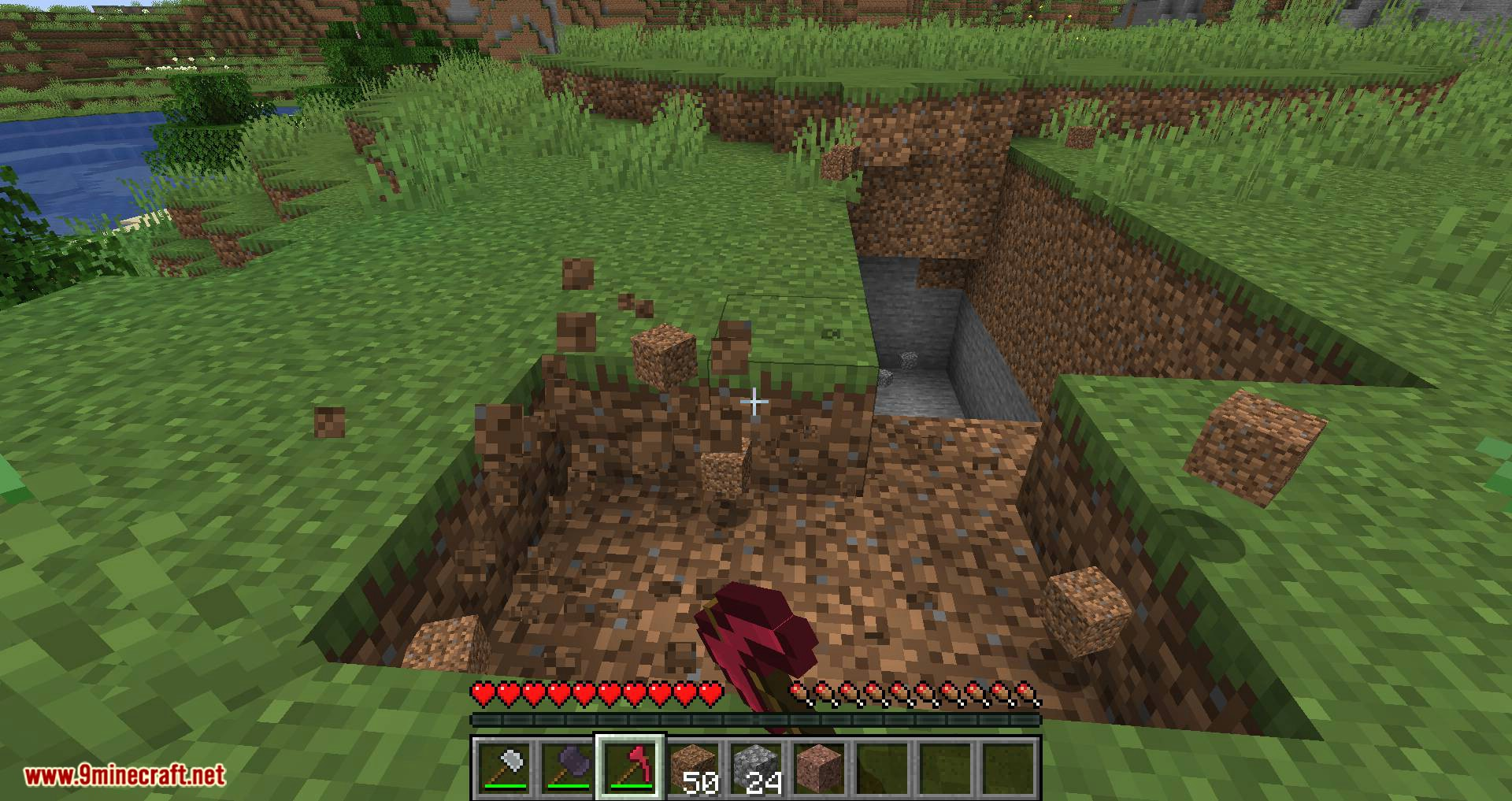 Easy Emerald Tools _ More mod Farbic for minecraft 11