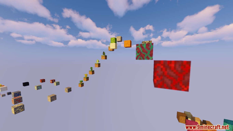Everything Parkour Map Screenshots (5)
