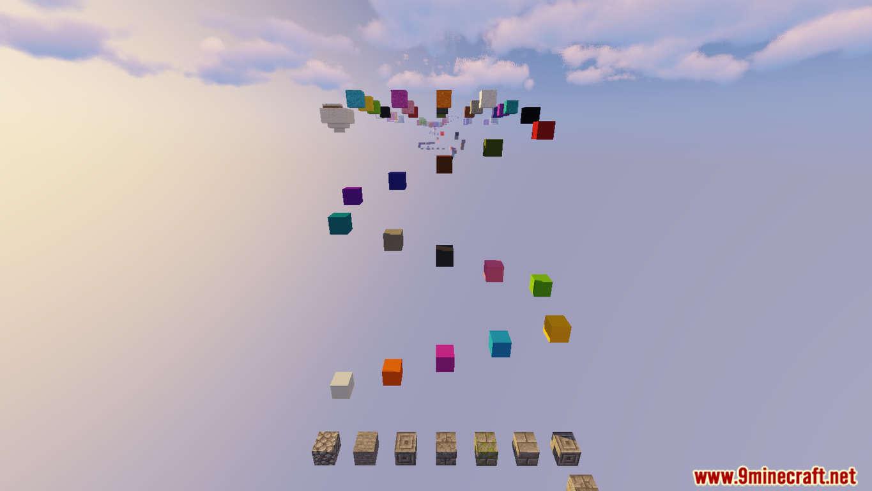 Everything Parkour Map Screenshots (7)