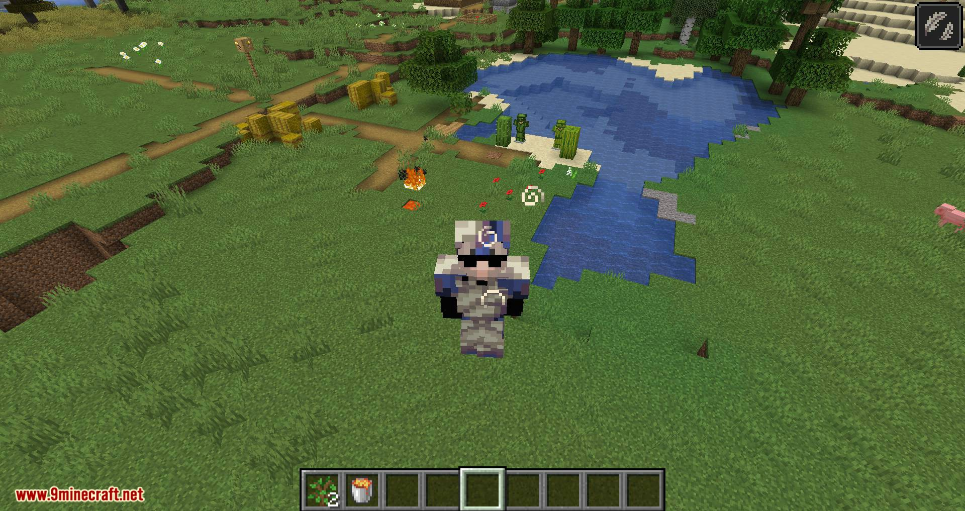 Extra Armor mod for minecraft 10