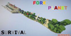 Fork Planet Survival Map Thumbnail