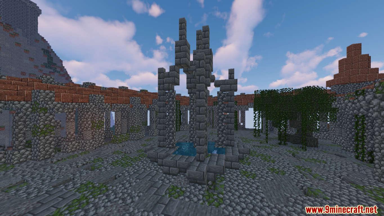 Hogwarts Castle Map Screenshots (11)