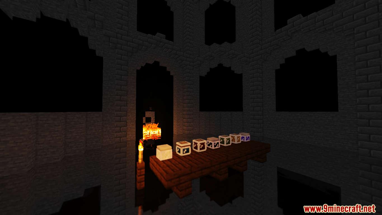 Hogwarts Castle Map Screenshots (14)