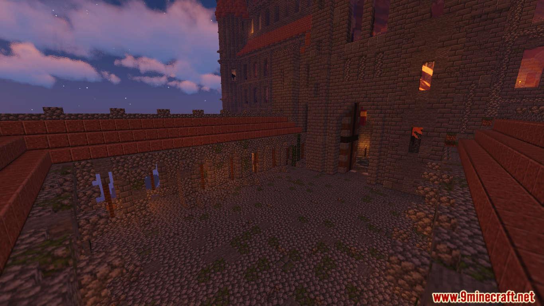 Hogwarts Castle Map Screenshots (2)