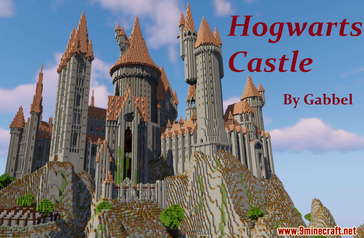 Hogwarts Castle Map Thumbnail