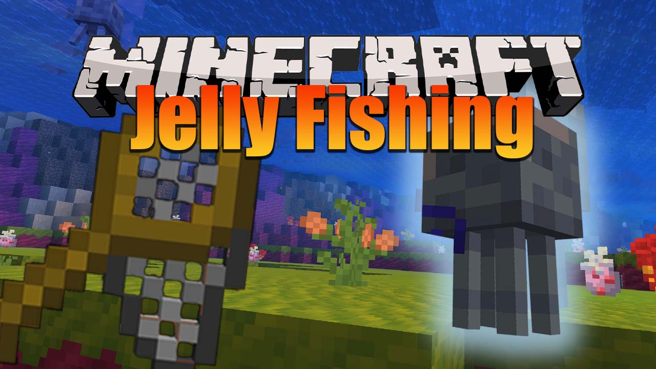 Jelly Fishing Mod