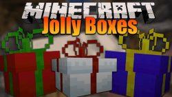 Jolly Boxes Mod