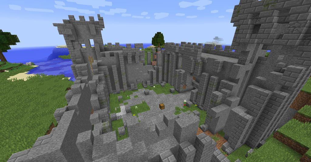 MedievalCraft Mod Screenshots 1