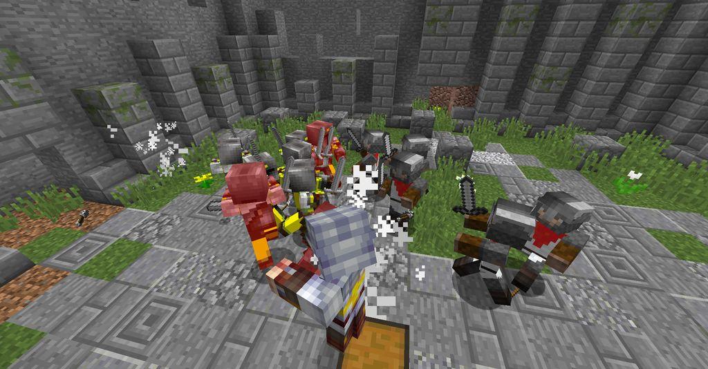 MedievalCraft Mod Screenshots 10