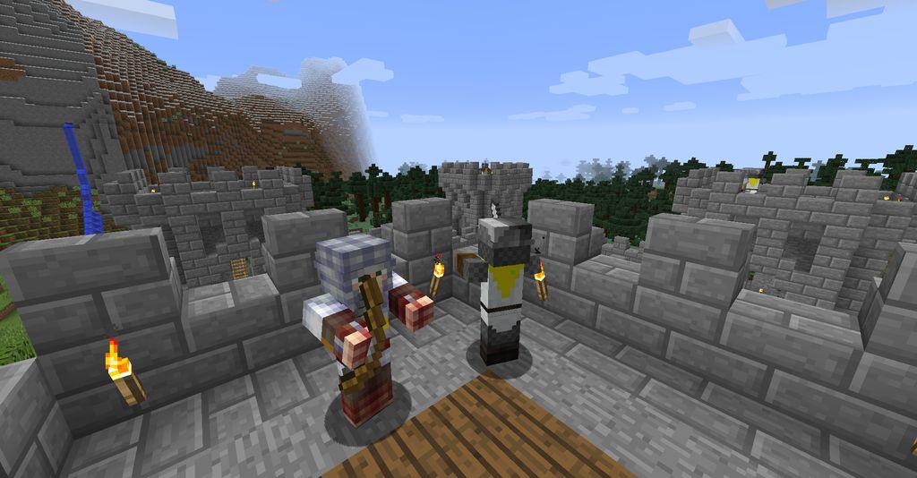 MedievalCraft Mod Screenshots 4