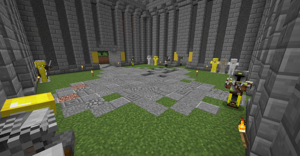 MedievalCraft Mod Screenshots 5
