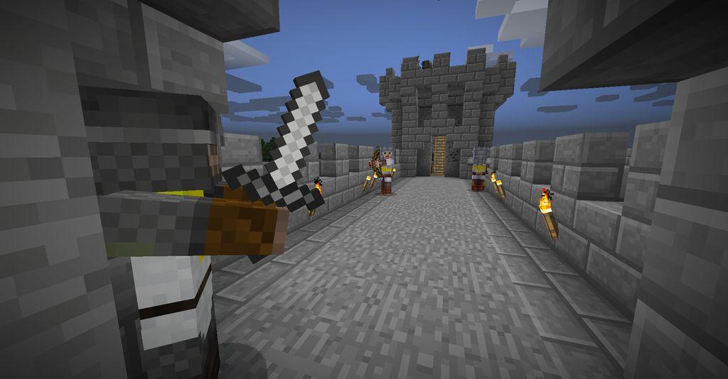 MedievalCraft Mod Screenshots 6