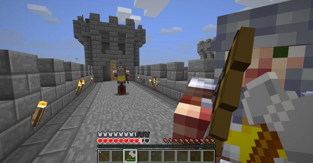 MedievalCraft Mod Screenshots 7