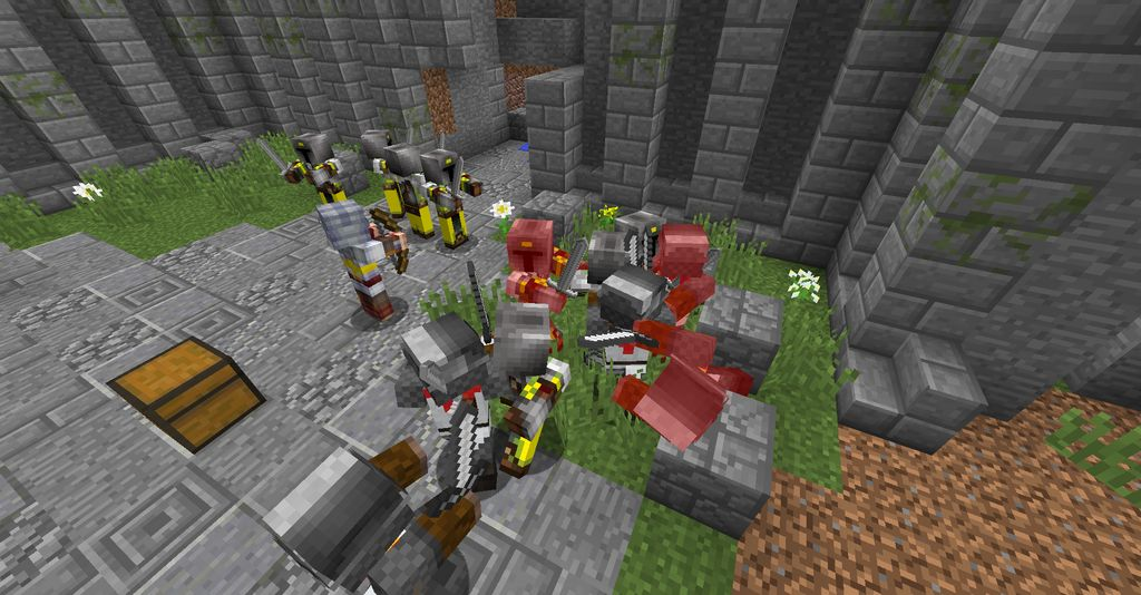 MedievalCraft Mod Screenshots 8
