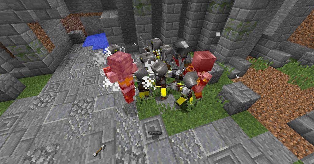 MedievalCraft Mod Screenshots 9