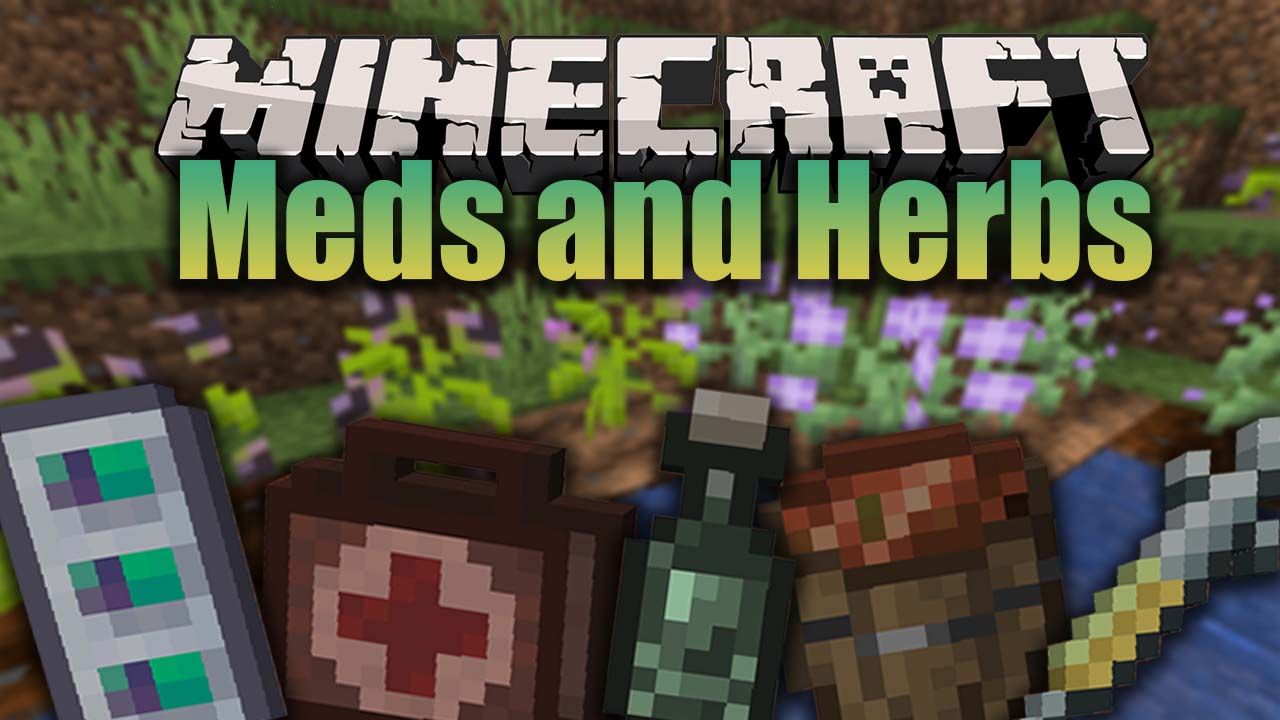Meds and Herbs Mod