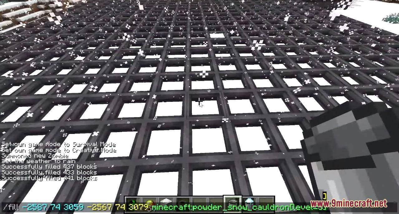 Minecraft 1.17 Snapshot 20w46a Screenshots 5