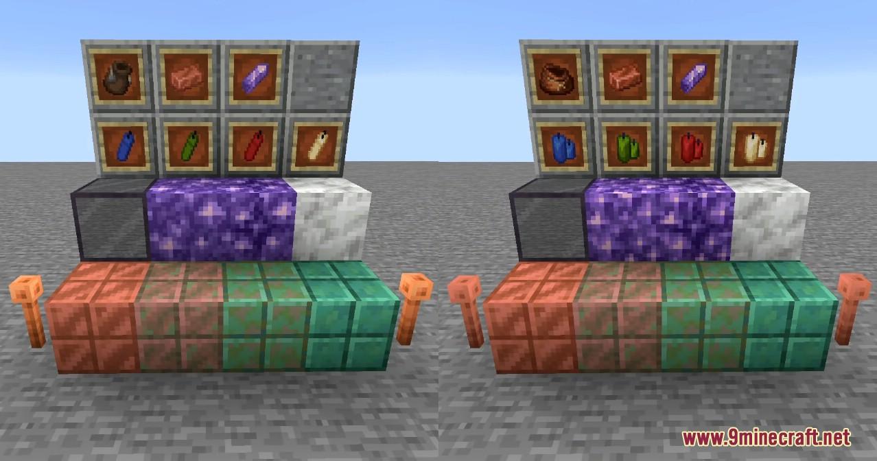 Minecraft 1.17 Snapshot 20w46a Screenshots 6