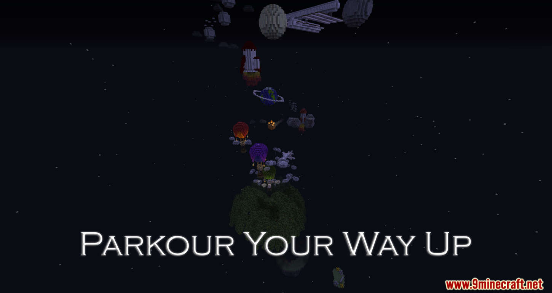 Parkour Your Way Up Map Thumbnail