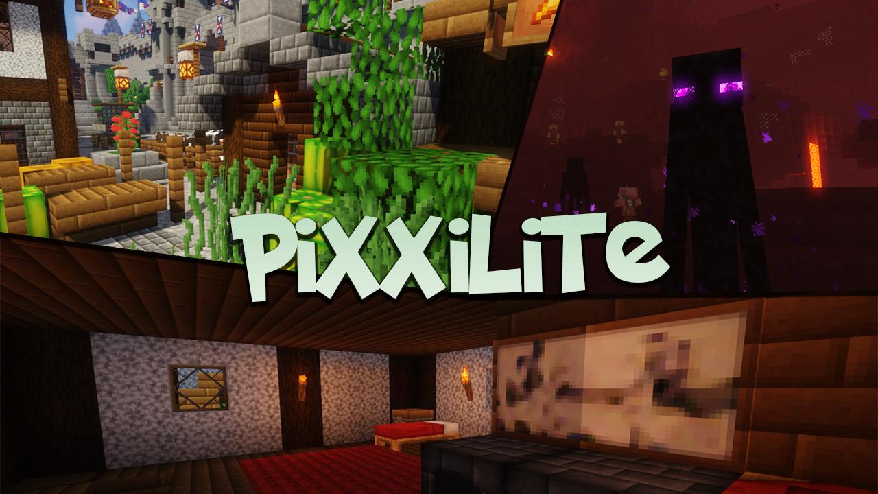 Pixxilite Resource Pack