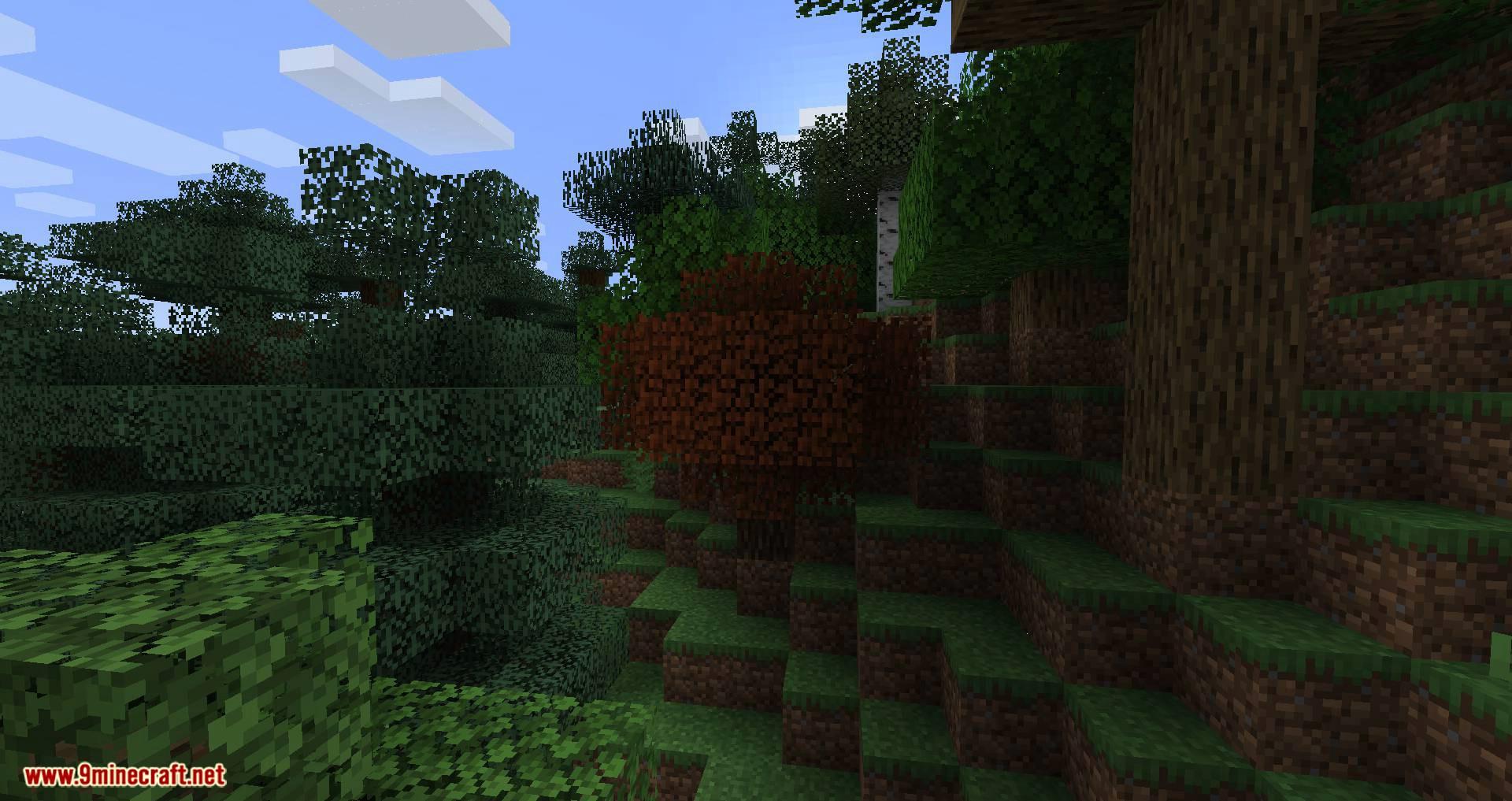 Premium Wood mod for minecraft 01