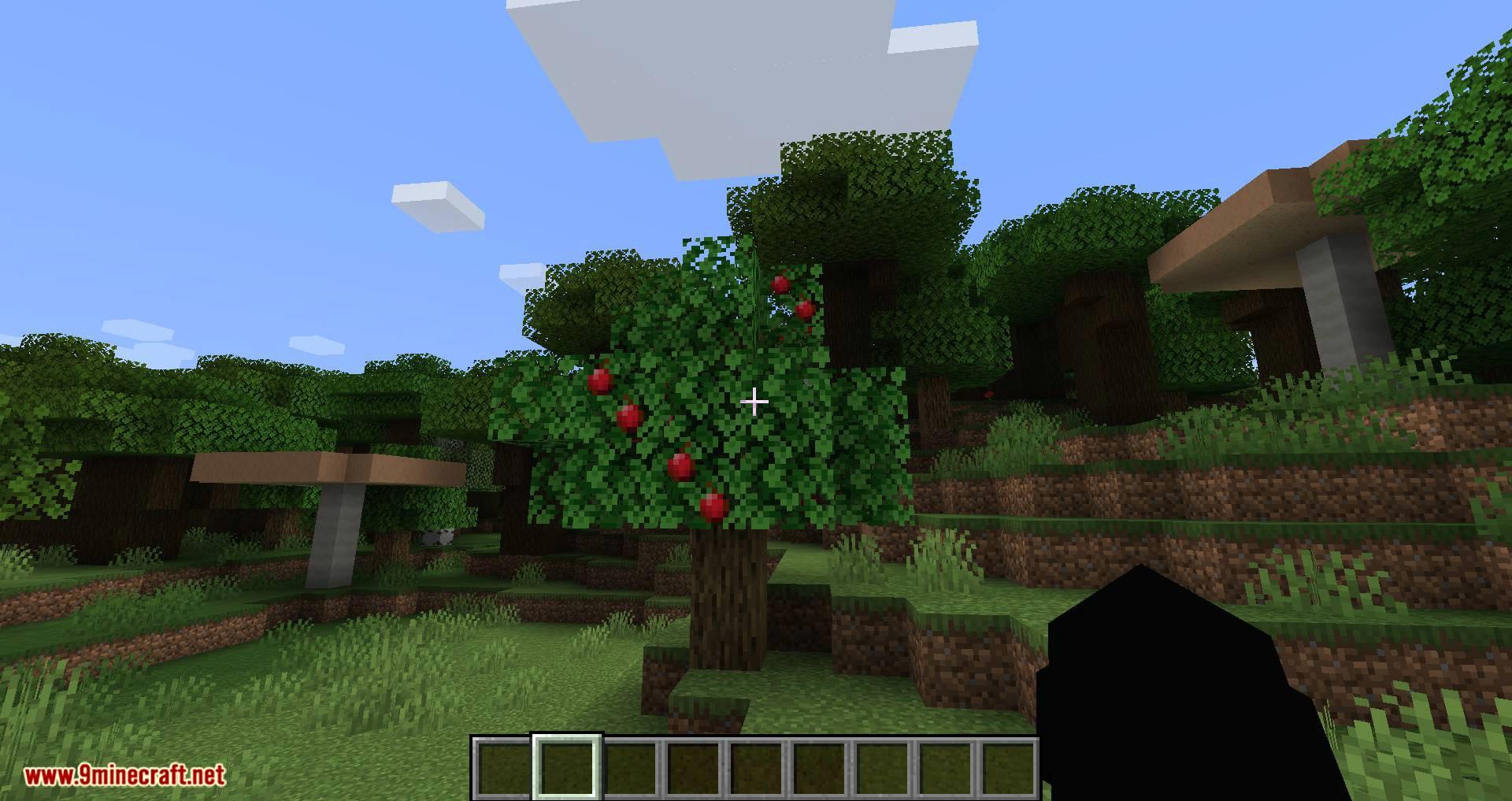 Premium Wood mod for minecraft 03