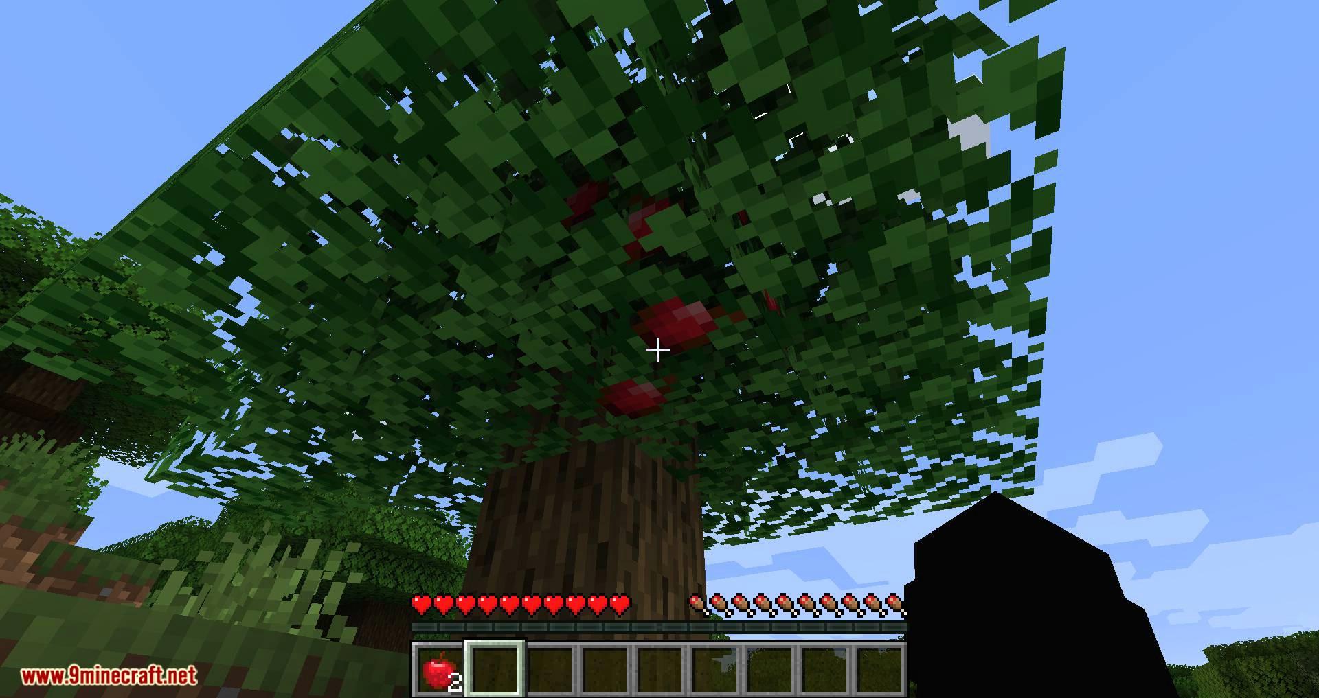 Premium Wood mod for minecraft 04