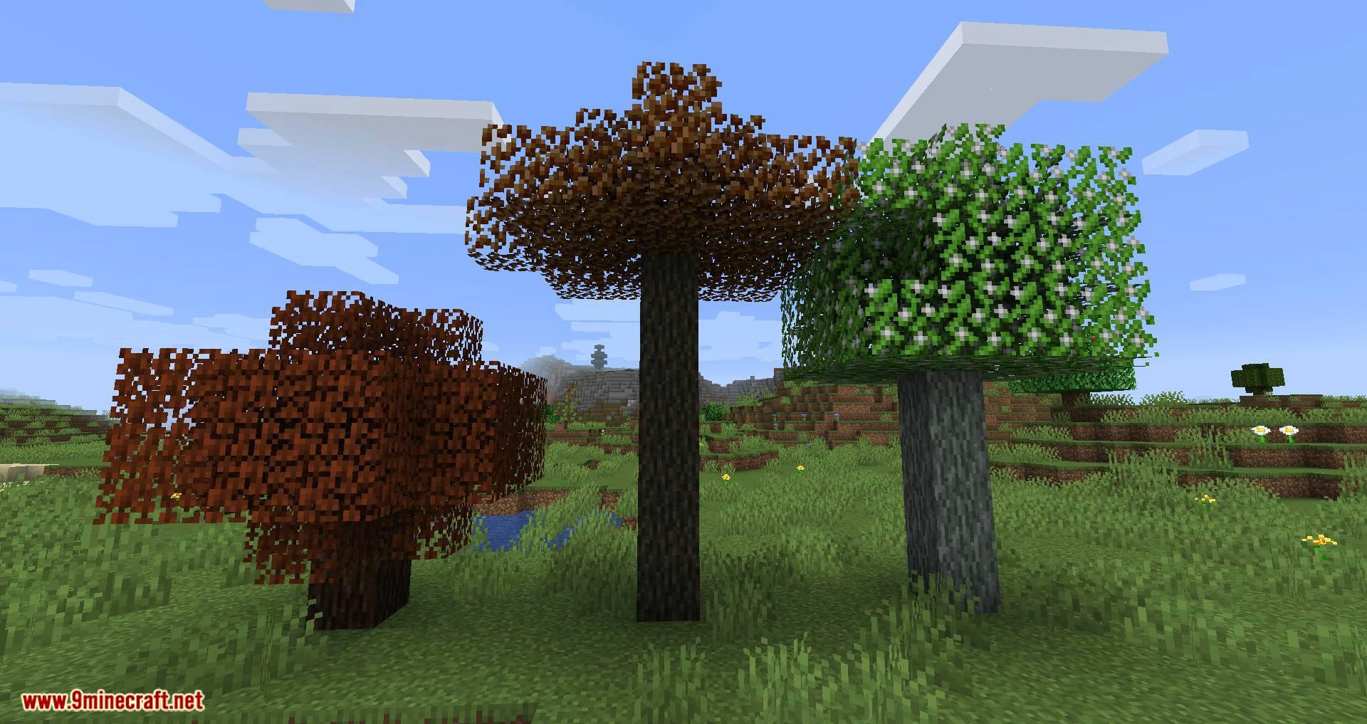Premium Wood mod for minecraft 07